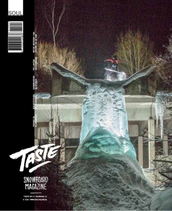 Taste snowboard magazine nr 2 2015