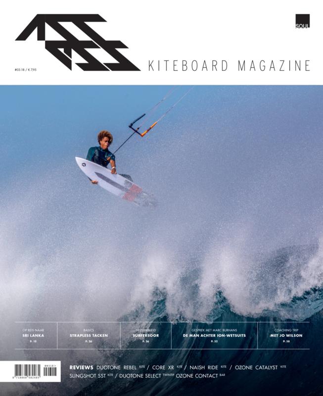 Access kiteboard magazine nr 3 2018