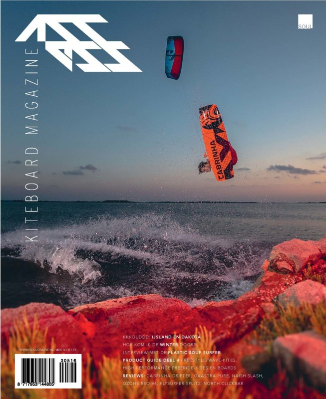 Access kiteboard magazine nr 5 2016