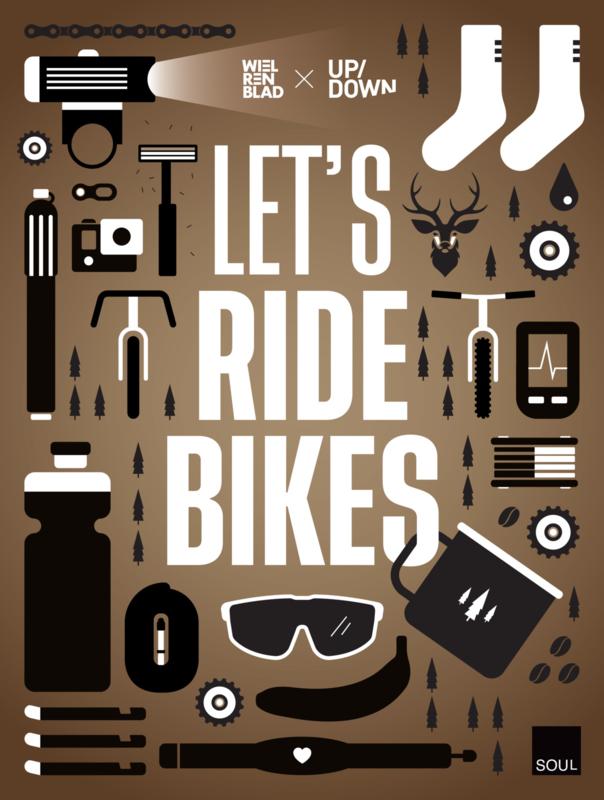 Up/Down mountainbike magazine #5 2020 - Let's Ride Bikes