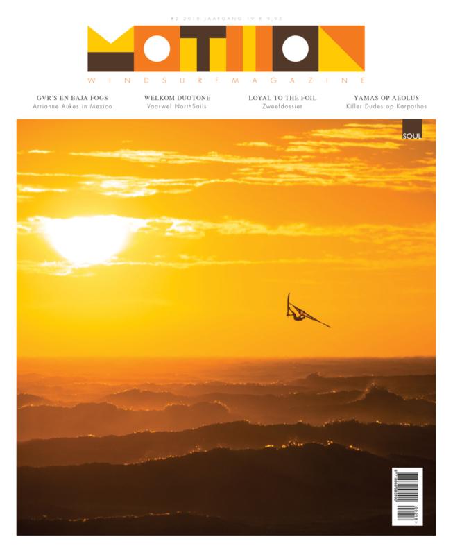 Motion windsurf magazine nr 2 2018