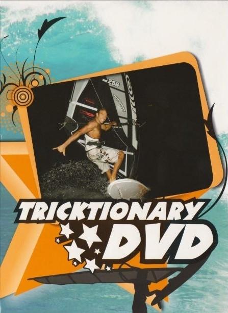 Tricktionay DVD box (instructiefilm)