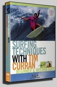 Surfing Techniques with Tim Curran. Beginner & Intermediate.