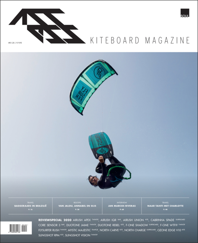 Access kiteboard magazine nr 1 2020
