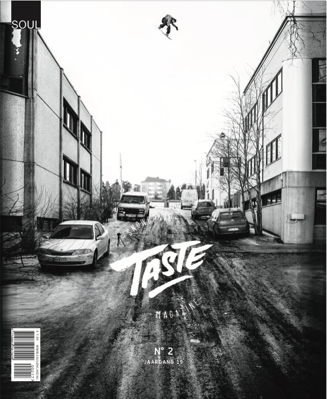 Taste snowboard magazine nr 2 2017