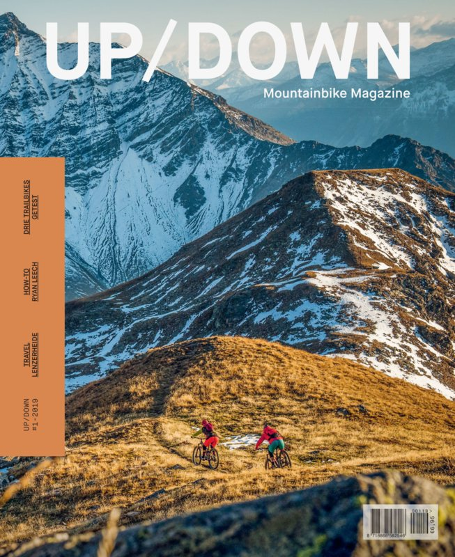 Up / Down mountainbike magazine nr 1 2019