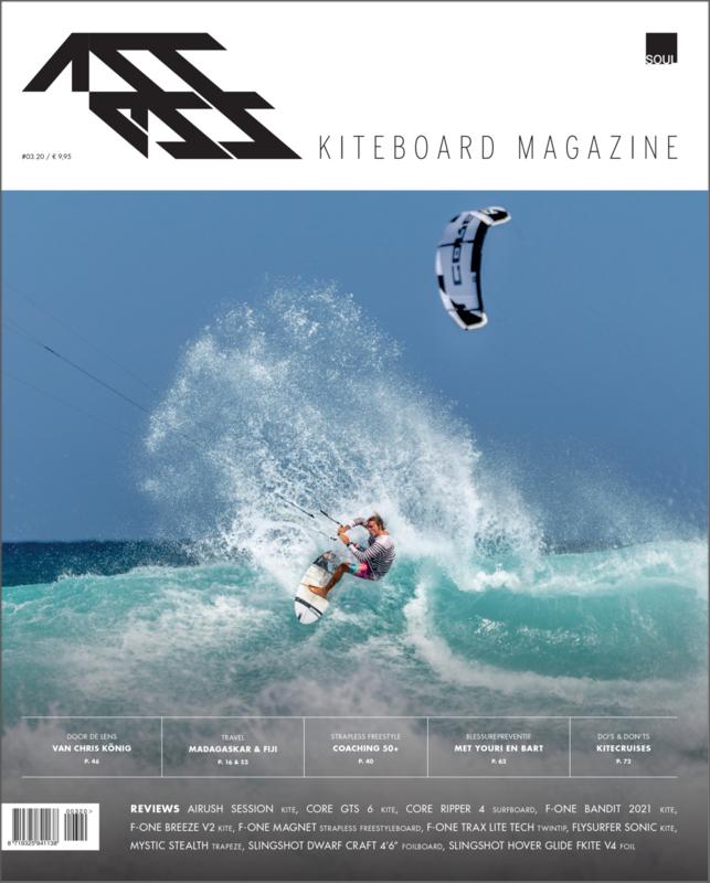 Access kiteboard magazine #3 2020