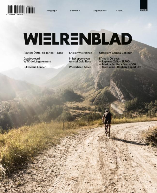Wielrenblad nr 3 2017