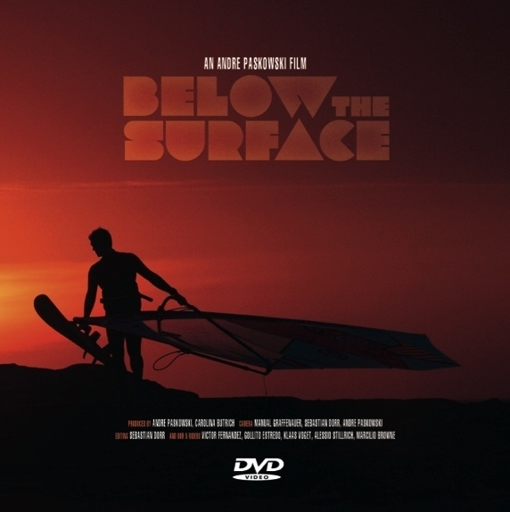 Below the surface BluRay