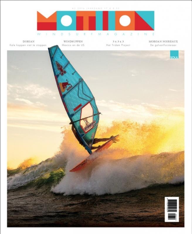 Motion windsurf magazine nr 3 2016
