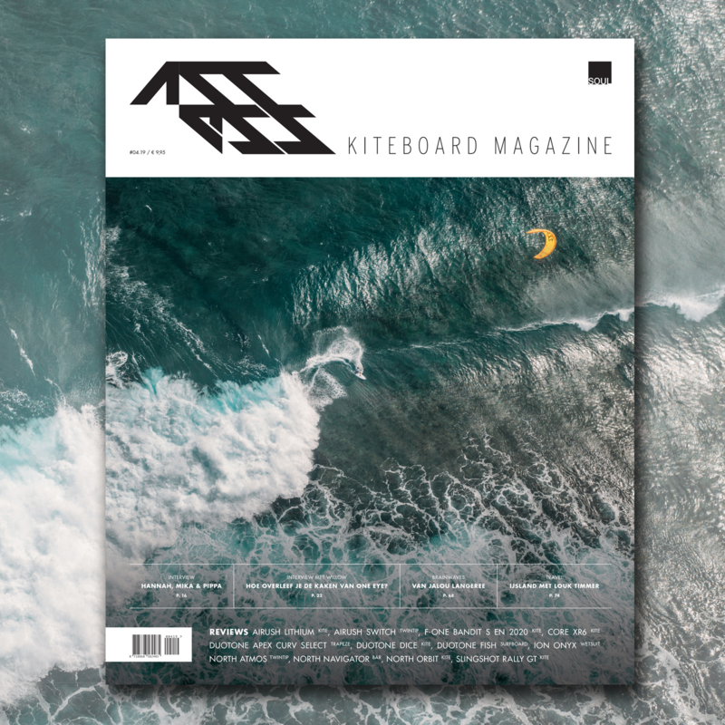 Access kiteboard magazine nr 4 2019
