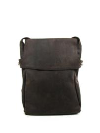 DOTHEBAG shoulderbag M dark brown