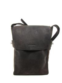 DOTHEBAG shoulderbag L dark brown