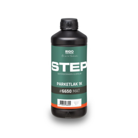 STEP Parketlak 1K #6650 Mat 1 liter