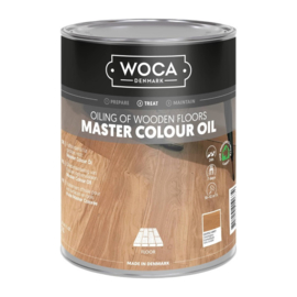 WoCa Master Colour Oil #114 Castle Grey 1 liter