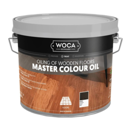WoCa Master Colour Oil #120 Black 2,5 liter