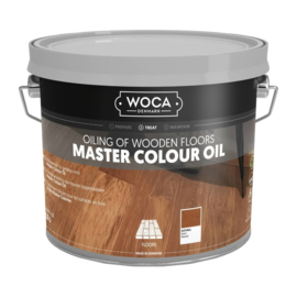 WoCa Master Colour Oil Naturel 2,5 liter