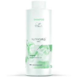 Wella NutriCurls Shampoo For Curls 1000ml