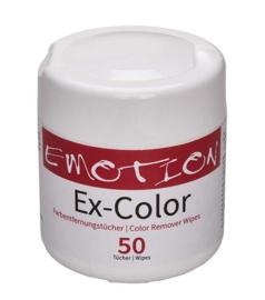 Efalock Emotion Ex-Color 50 Wipes