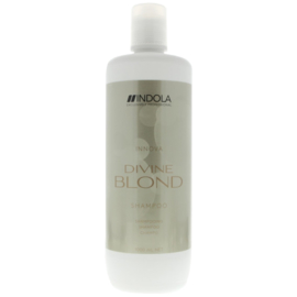 Indola Divine Blond Shampoo 1000ml