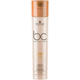 Schwarzkopf BC Q10+ Time Restore - Micellar Shampoo 250ml