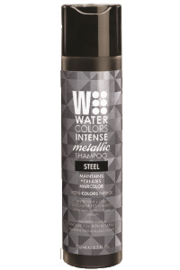 Tressa WaterColors Intense Metallic Shampoo Steel 250ml
