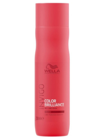 Wella Invigo Color Brilliance Shampoo (Dik Haar) 250ml