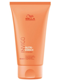 Wella Invigo Nutri-Enrich Frizz Control Cream 150ml
