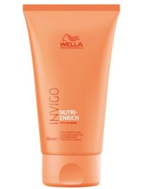 Wella Invigo Nutri-Enrich Frizz Control Cream 150ml