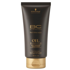 Schwarzkopf BC Oil Miracle - Gold Shimmer Conditioner 150ml
