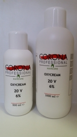 Corona Cremé Waterstof 6%