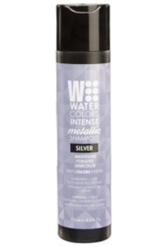 Tressa WaterColors Intense Metallic Shampoo Silver 250ml