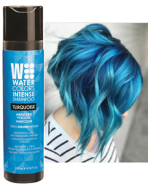Tressa WaterColors Intense Shampoo Turquoise 250ml