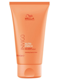 Wella Invigo Nutri-Enrich Zelfverwarmend Masker 150ml