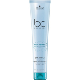 Schwarzkopf BC Hyaluronic Moisture Kick - Curl Power 5 - 125ml