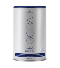 Schwarzkopf Igora Vario Blond Plus Blue 450 gr