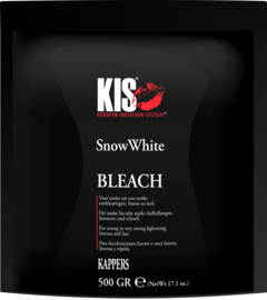 KIS SnowWhite Bleach Powder 500gr