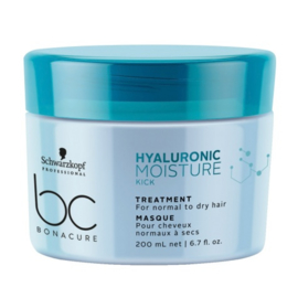 Schwarzkopf BC Hyaluronic Moisture Kick - Treatment 200ml