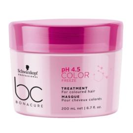 Schwarzkopf BC pH 4.5 Color Freeze - Treatment 200ml