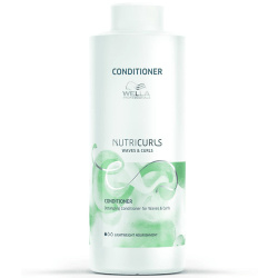 Wella NutriCurls Conditioner For Waves & Curls 1000ml