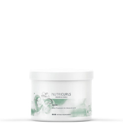 Wella NutriCurls Mask For Waves & Curls 500ml