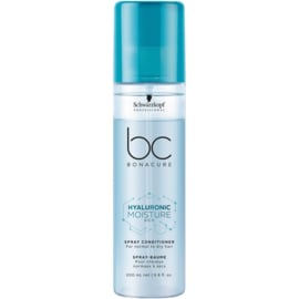 Schwarzkopf BC Hyaluronic Moisture Kick - Spray Conditioner 200ml