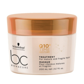 Schwarzkopf BC Q10+ Time Restore - Treatment 200ml