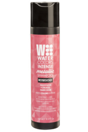 Tressa WaterColors Intense Metallic Shampoo Rose Gold 250ml