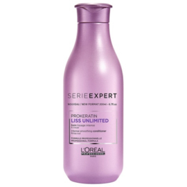 L`Oréal Liss Unlimeted Conditioner 200ml
