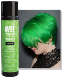 Tressa WaterColors Intense Shampoo Green 250ml