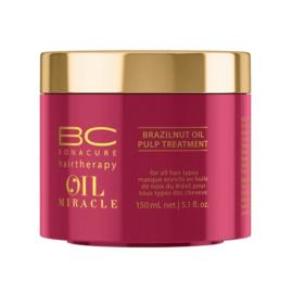 Schwarzkopf BC Oil Miracle - Brazilnut Pulp Treatment 150ml