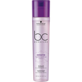Schwarzkopf BC Keratin Smooth Perfect - Micellar Shampoo 250ml