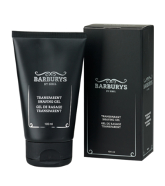 Barburys Transparent Shaving Gel 100ml