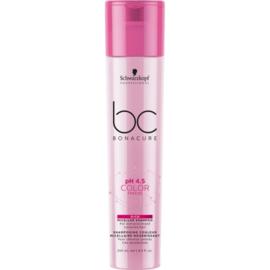 Schwarzkopf BC pH 4.5 Color Freeze - Rich Micellar Shampoo 250ml